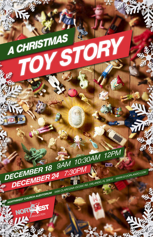 A Christmas Toy Story Original Dance Production by Northwest Dance Studio